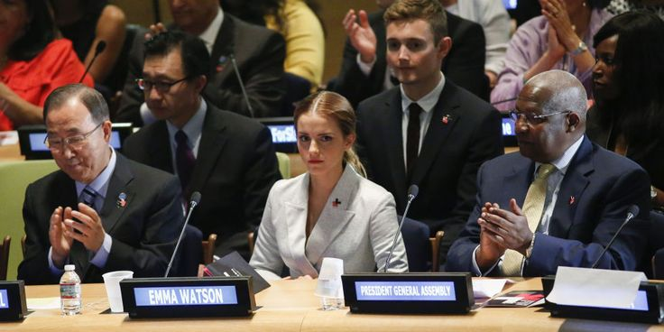 Emma Watson Defines 'Feminism' Once and For All