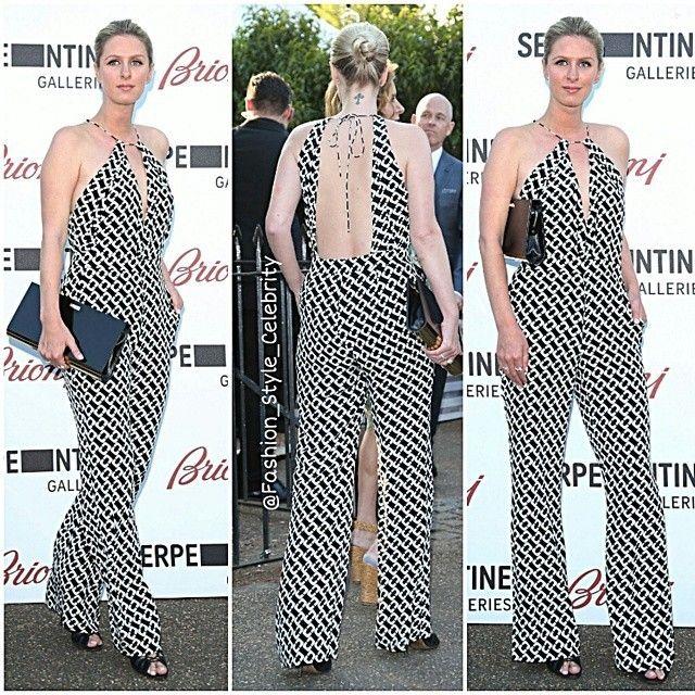 #nickyhilton #jumpsuit #maxi #tribalprint #shirt #fashionista #heir #parishilton #angel #coffee #vsangel #vs #maxi #dress #prints #beautiful #beauty #fashion #style #stylish #elegant #look #lookbook #celebritystyle #celebrity #ootd #outfit #shades... - Celebrity Fashion