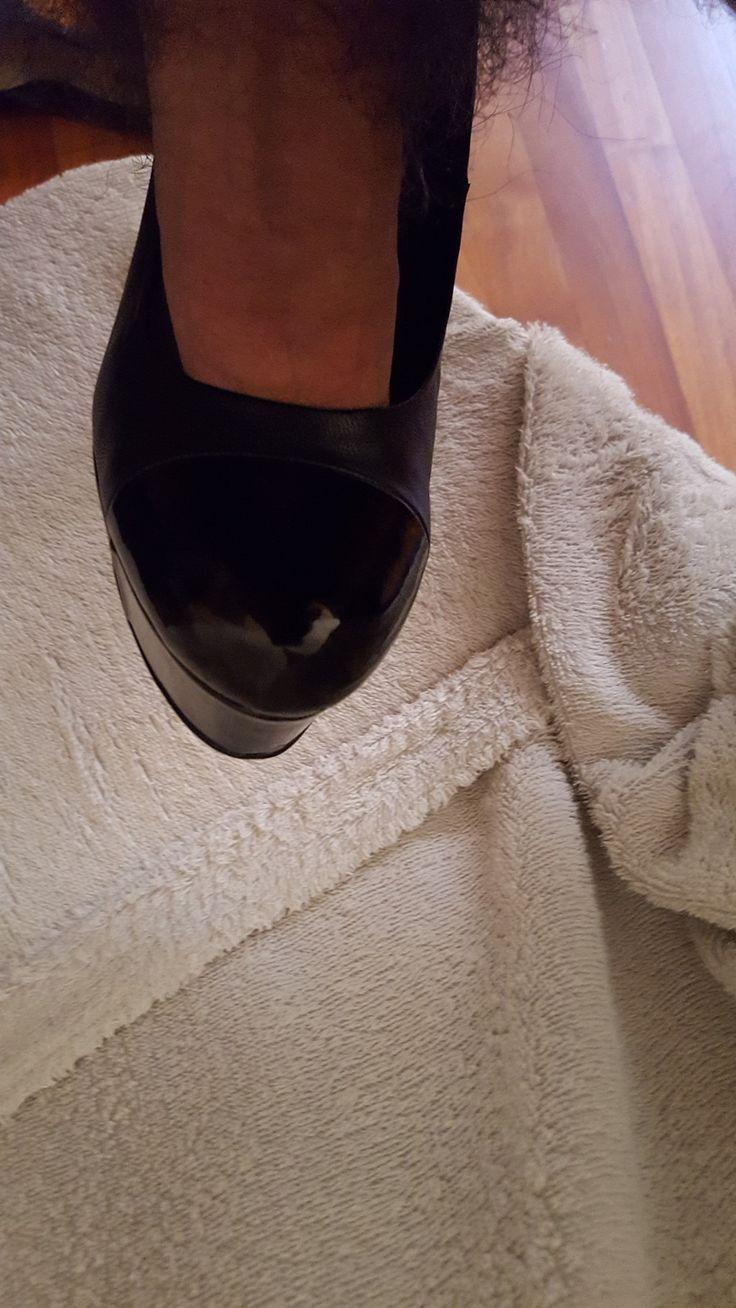 Sex on heels