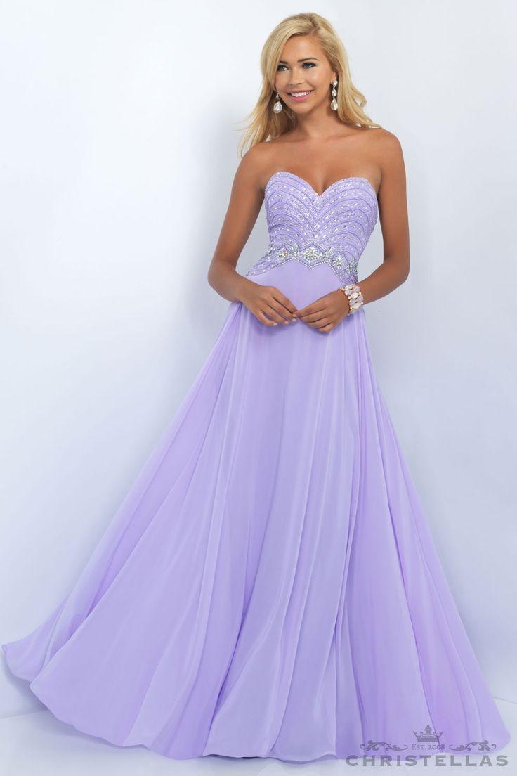 The Most Beautiful Chiffon Dress Blush 11070 Dress 349