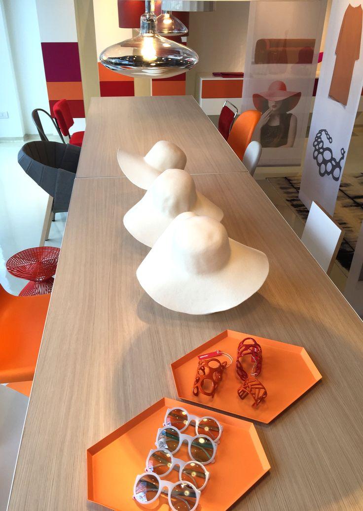 design object - orange design
