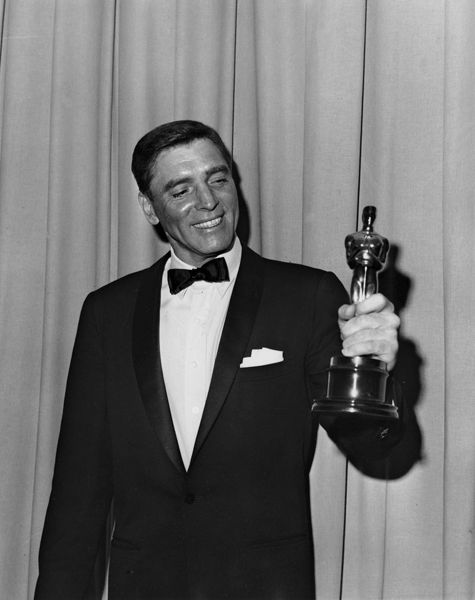 The 33rd Academy Awards | Oscar Legacy | Academy of Motion Picture Arts and Sciences  1960 Best Actor Burt Lancaster for Elmer Gantry