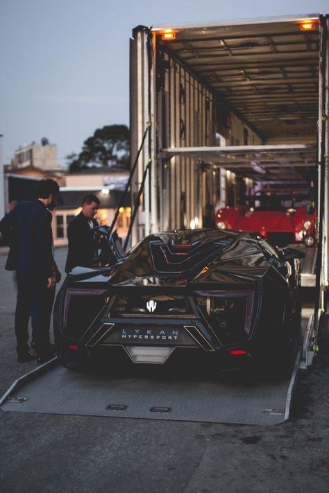 5 Rare Supercars Worth Millions. Meet the $3.4 million  W Motors Lykan Hypersport.