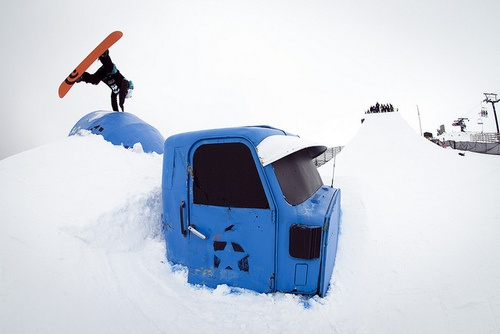 SNOWBOARD ❄