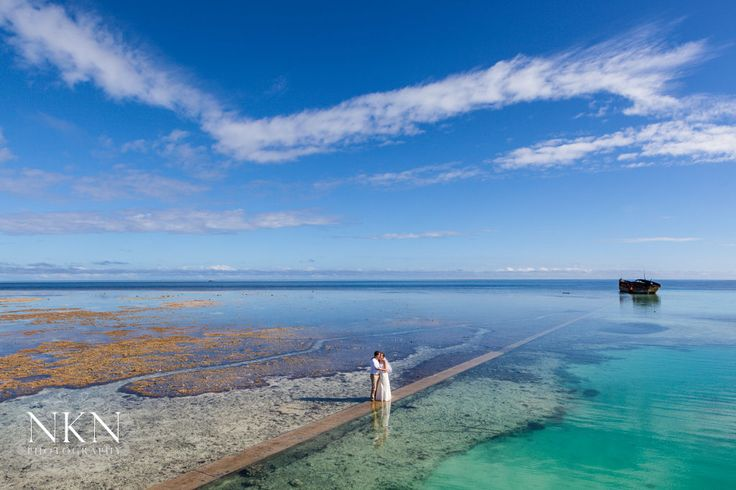 Heron Island Wedding Photography - Natasha & Dave