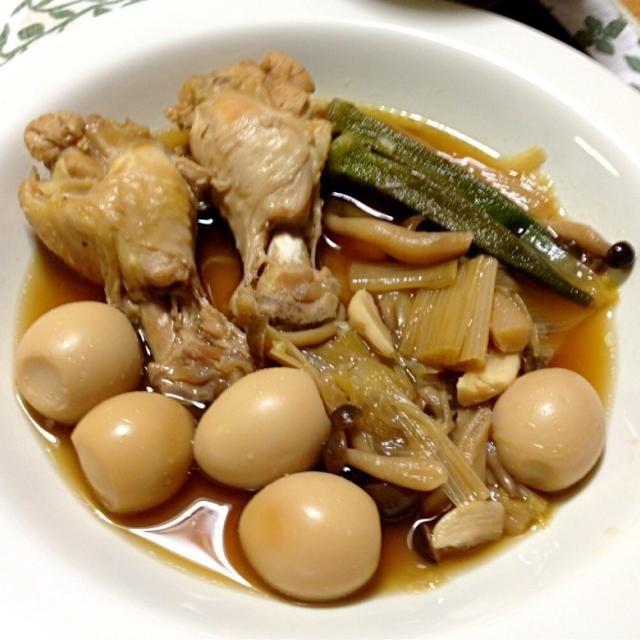 某カタログにのっていたレシピです。 - 54件のもぐもぐ - 鶏手羽元と新にんにくの香り煮 by koich