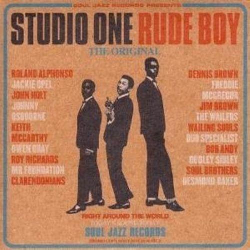 Studio One Rude Boy [LP] - Vinyl