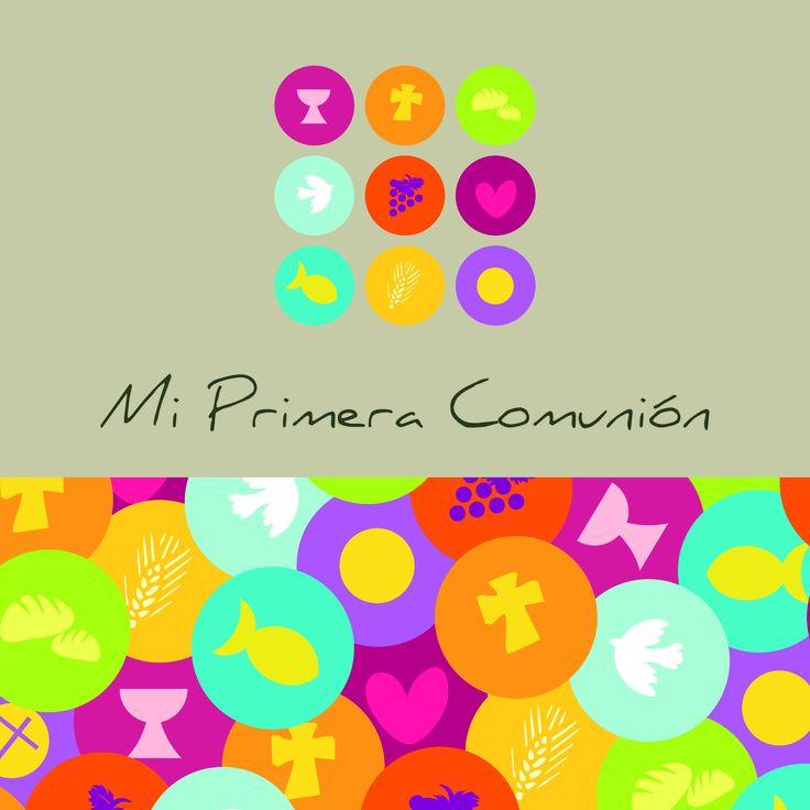 Ideas para las invitaciones de primera comunión, tarjetas y recuerdos.