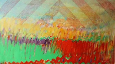 "Saatchi Art Artist Jurek Lis; Painting, ""Reserve V"" #art"