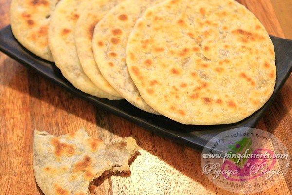 Piyaya or Piaya Recipe
