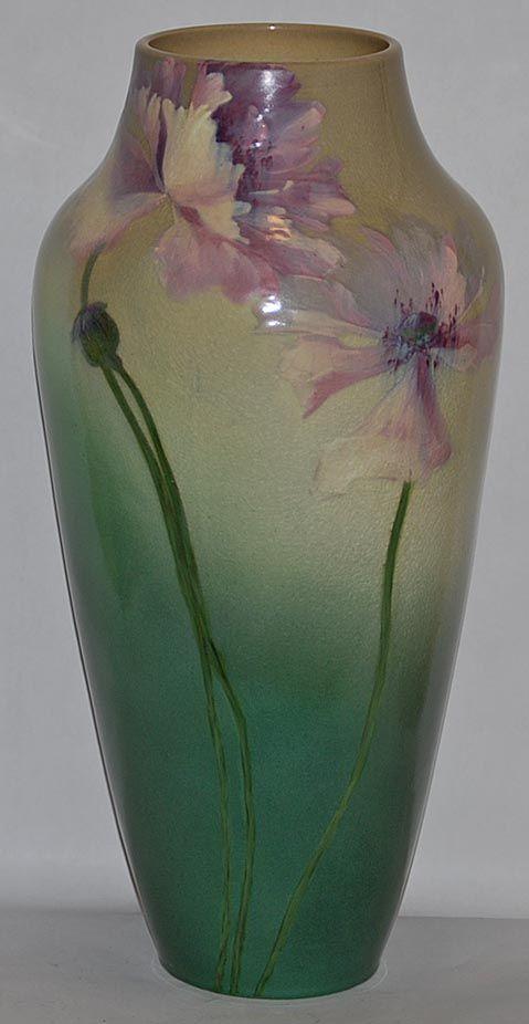 Weller Pottery Eocean Floor Vase (Ferrell) from Just Art Pottery
