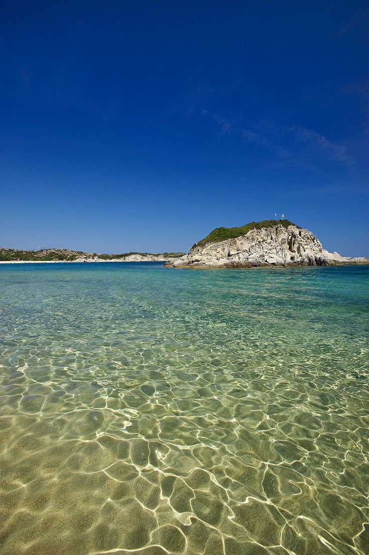 Kriaritsi beach in Sithonia has got to be one of Halkidiki's finest!