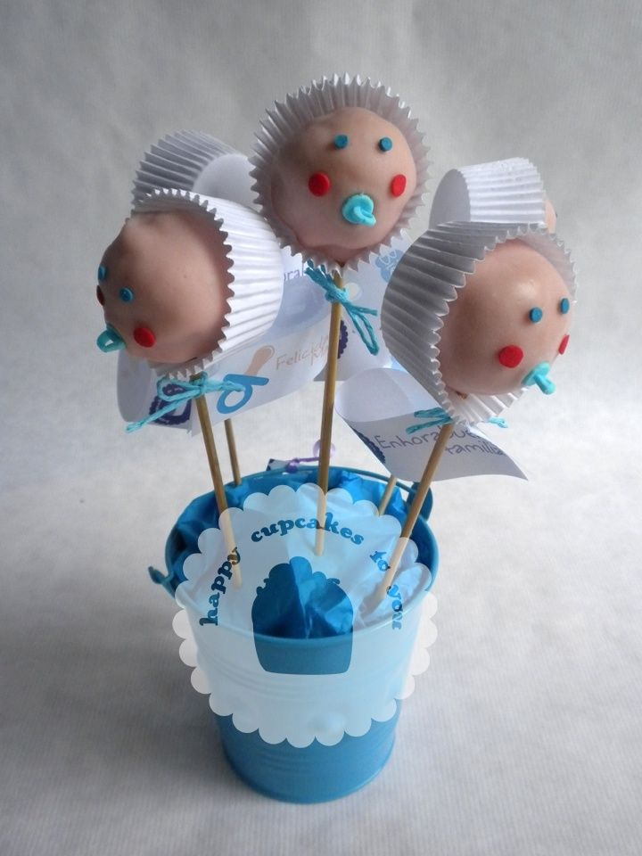 Cake Pops For Baby Shower Pictures, Photos, and Images for Facebook, Tumblr, Pinterest, and Twitter
