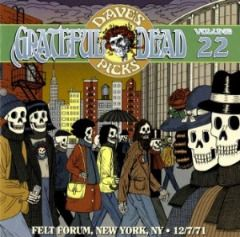 Grateful Dead – Dave's Picks Volume 22 (2017) Artist:  Grateful Dead   Album:  Dave's Picks Volume 22   Released:  2017   Style: Country Rock  Format: MP3 320Kbps  Size: 526+146 Mb        Tracklist: 01 – Cold Rain & Snow 02 – Beat It On Down the Line 03 – Mr. Charlie 04 – Sugaree 05 – Jack Straw 06 – Nex Time You See Me 07 – Tennessee Jed 08 – El Paso 09 – Brokedown Palace 10 – Run Rudolph Run 11 – You Win Again 12 – Cumberland Blues 13 – Casey Jones 14 – Suga..