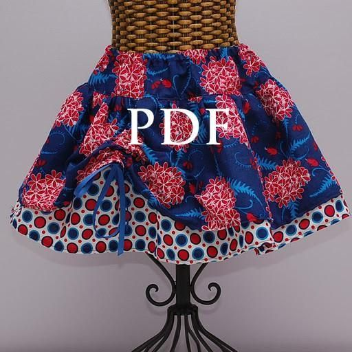 Peek A Boo Skirt - just bought this pattern! can't wait to sew it!