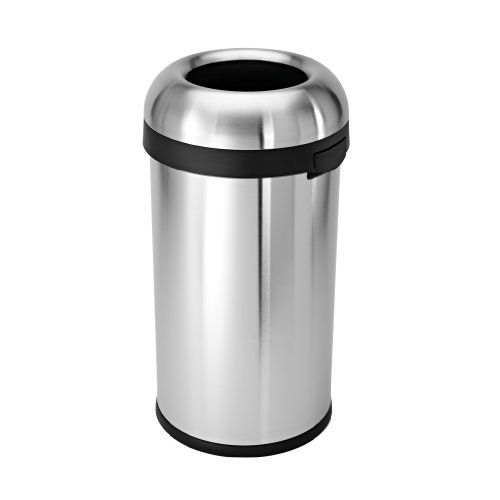 simplehuman Bullet Open Trash Can, Commercial Grade, Stainless Steel, 60 L / 15.9 Gal simplehuman http://www.amazon.com/dp/B000BHUHP0/ref=cm_sw_r_pi_dp_XTm5vb1CZNMWV $119,98 - Men's Locker Room Towels