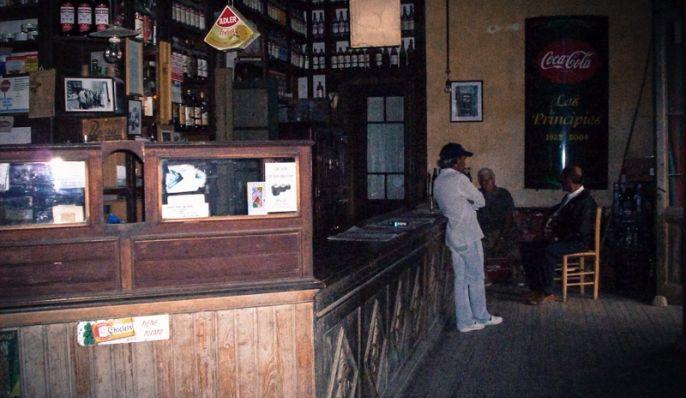 Almacén Los Principios, Boliche antiguo en San Antonio de Areco