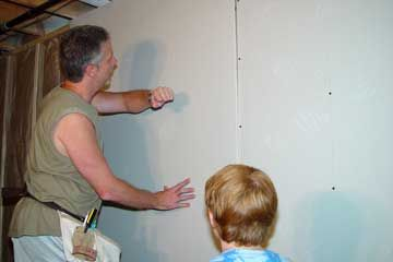 17 best images about diy house projects unfinished for What is the best way to hang pictures on drywall