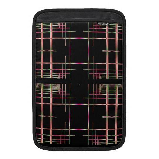 Beautiful Fractal Pattern MacBook Air Sleeve