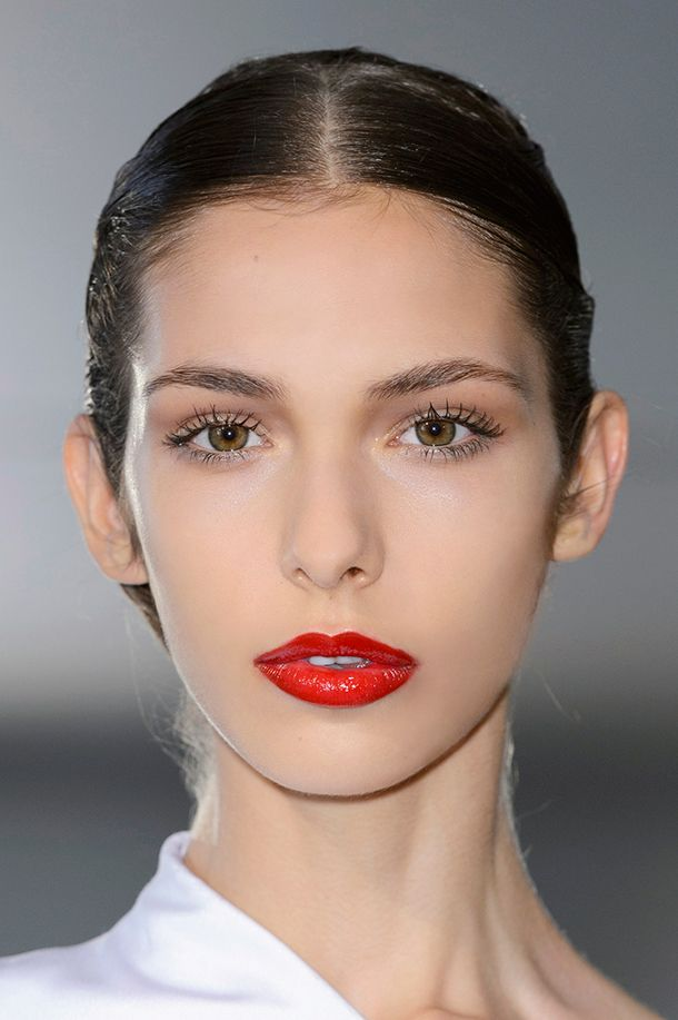 How to Wear Red Lipstick: Ideas for Every Shade | Daily Makeover