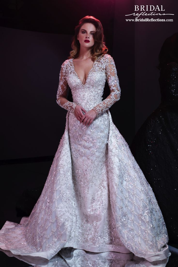 The 25 best stephen yearick wedding dresses ideas on for A princess bride couture bridal salon