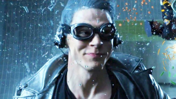 Evan Peters Will Return as Quicksilver X-MEN: DARK PHOENIX — GeekTyrant