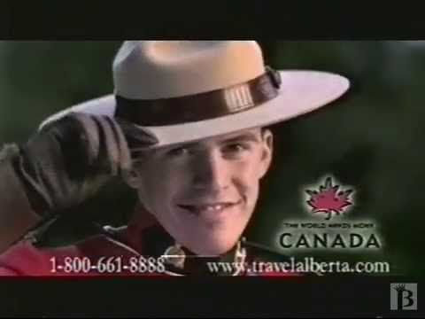 Travel Alberta Commercial 1999