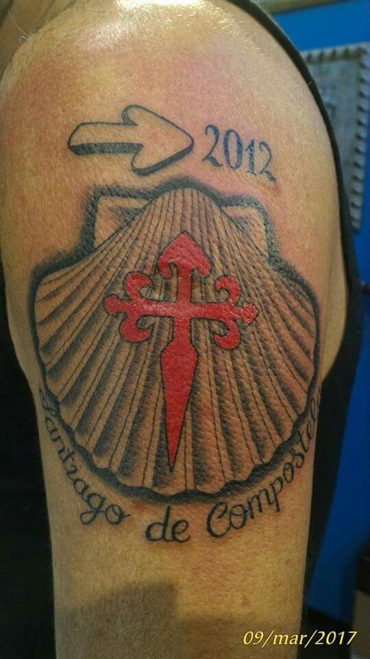 Santiago tatuaggio