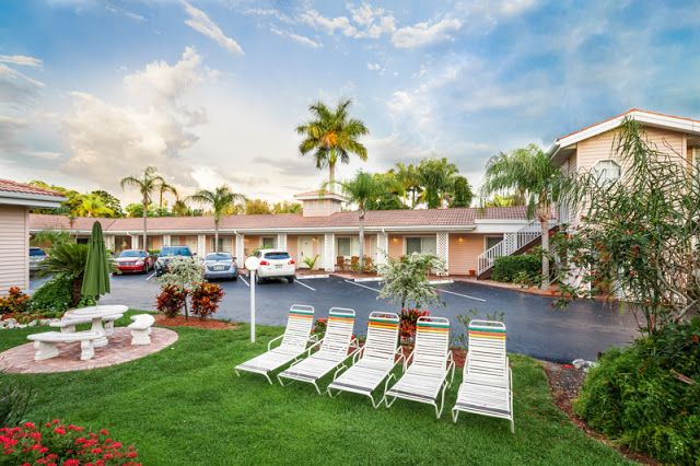 Tropical Beach Resorts Siesta Key With