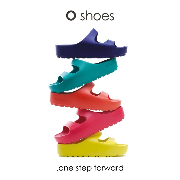 """O shoes, the new flatform by #Obag in """"Eva rubber"""" are now online.  #Oshoes #ss16"""