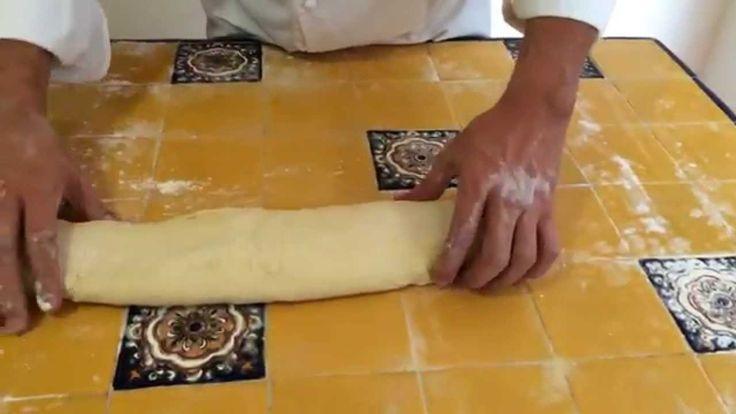 Receta Pasta de Hojaldre