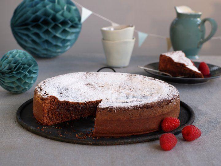 """""""Mislykket"""" sjokoladekake"""