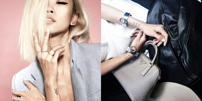 Type de tatouage chouette signification tatouage géométrique simple et beau tatouage