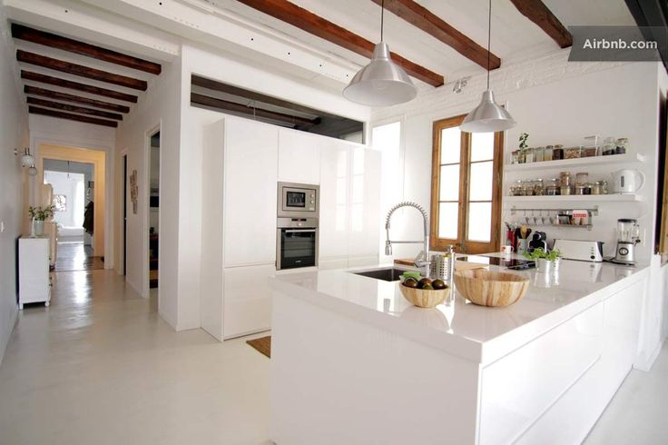 Photos Of Modern White Kitchens