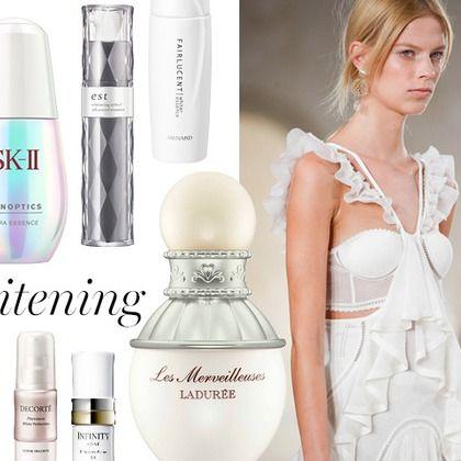 白肌を叶える1本を探せ、2016年最強美白美容液。