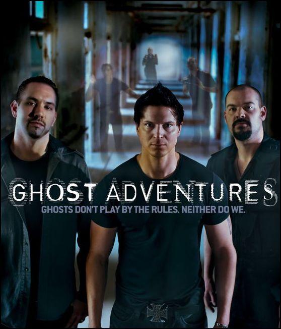 The Ghost Adventures Crew  Zak Baggans, Nick Groff, Aaron Goodwin  Love them all :)