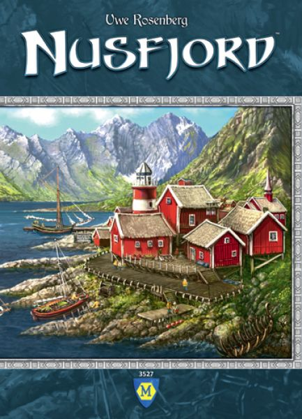 Nusfjord | Board Game | Rules of Play