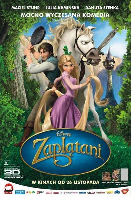 Watch Tangled 2010 Full Movie Online Free