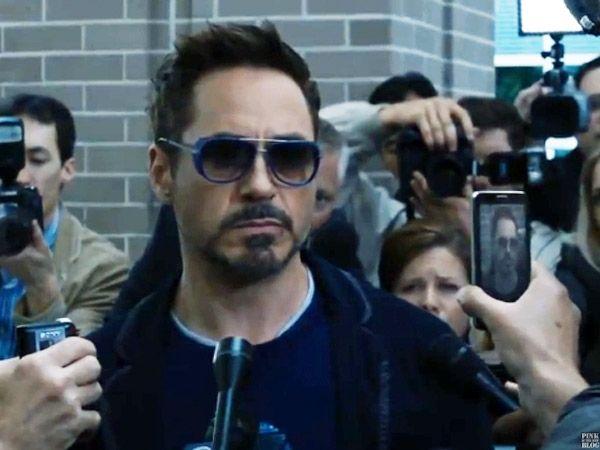 3cc7938fc26ed Sunglasses Robert Downey Jr Wore In Iron Man 3 « Heritage Malta