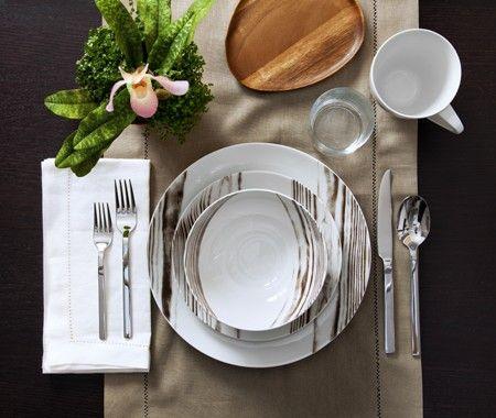 Gluckstein's Bois Dinnerware