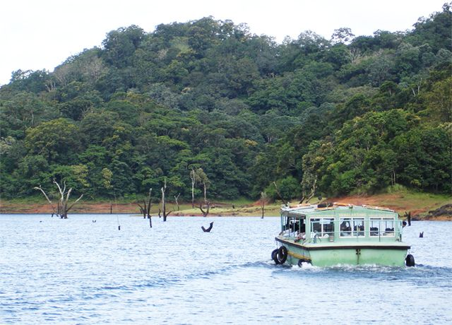Thekkady is a small village located in Kerala. It is geographically situated amidst spice plantations. Tourists are attracted by its natural beauty, wildlife and the Spice Plantations. Thekkady mig...