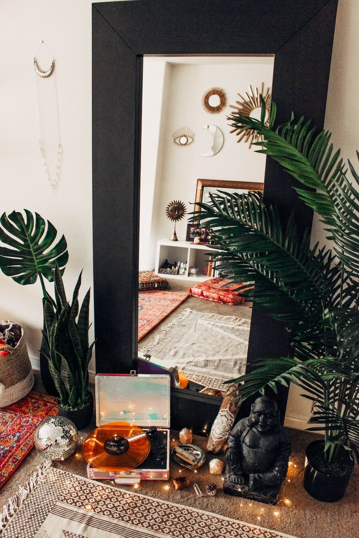 All Seeing Eye Bohemian Bedroom Decor Apartment Decorating