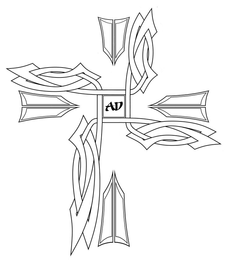 The Cross Defeated