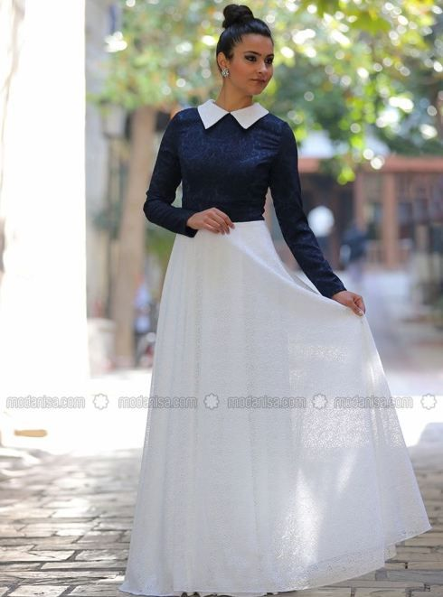 ... de Robe Hijab sur Pinterest  Abayas, Robe musulmane et Mode hijab