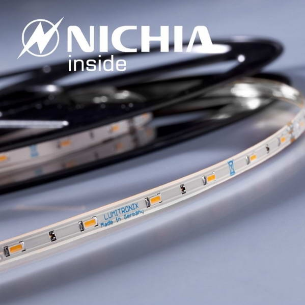 12=96W per meter, from 32.99€/m, flexible LED Strip in a roll of  2.5m