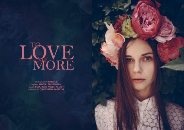 """Maxwell: """"To love more"""" http://www.confashionmag.pl/webitorial/to-love-me-more.html"""