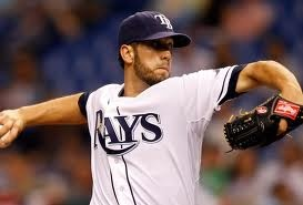 Rays' Shields tallies 15 Strikeouts in Final Start..and i got to see it.