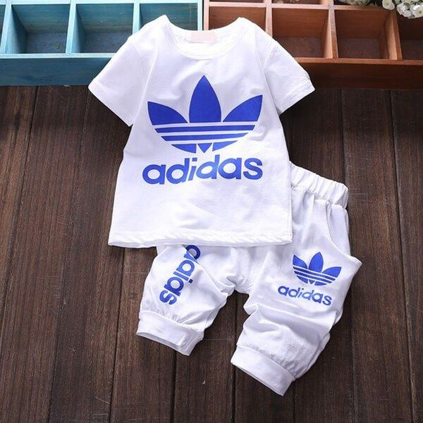 Summer Clothing Set Newborn Outfits Boy Outfits Baby Outfits
