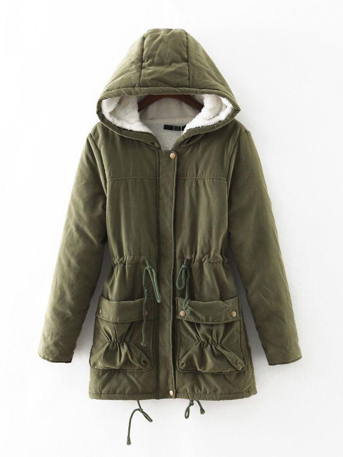 27.09$  Watch here  - 2017 Female Jacket Winter Jacket Coats Large Sizes Parkas Women Fur Hoods Ladies Parka Coat With Fur Collar Woman Jackets R035