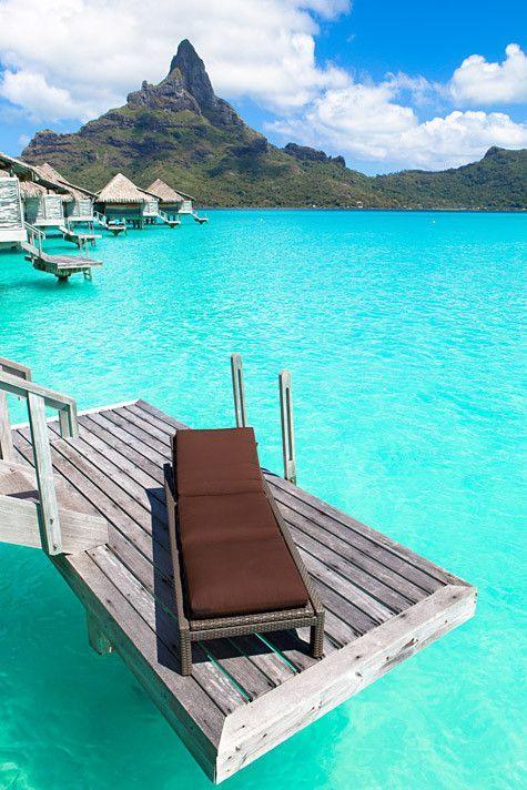 428 Best Images About Bora Bora On Pinterest Resorts